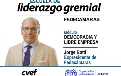 Botti: El socialismo del siglo XXI destruyó más de las dos terceras partes del entramado empresarial del país