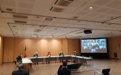 Los presidentes de Organizaciones Empresariales apuestan por la transformación, el desarrollo y la recuperación económica de Iberoamérica