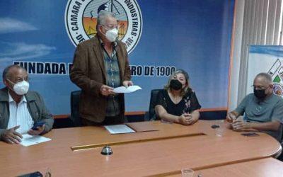 Proclamada Nueva Junta Directiva de la Cámara de Comercio e Industrias del estado Bolívar