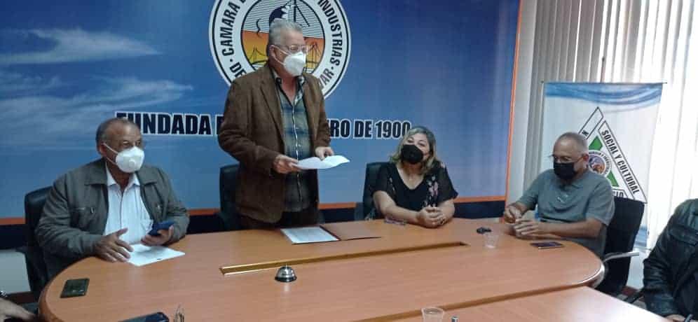 Carmelo Nuccio, presidente de la Comisión Electoral