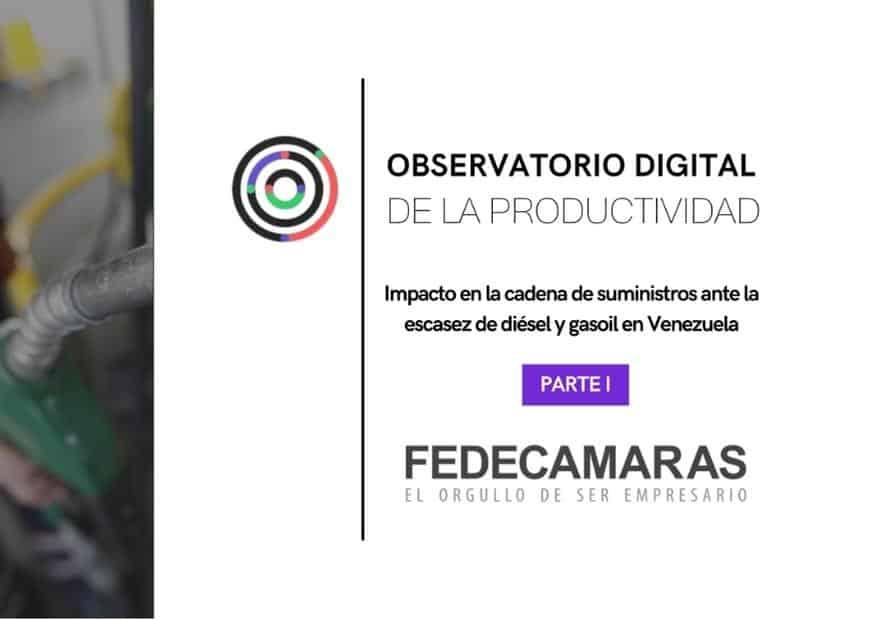 Observatorio Digital de la Productividad Fedecámaras