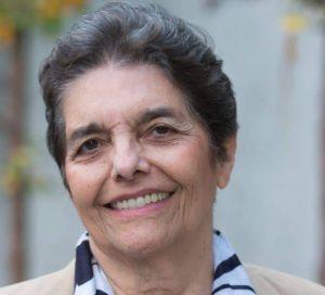 Carlota Pérez, profesora honorífica del IIPP-UCL de Londres, Universidad de Sussex. Taltech, Estonia