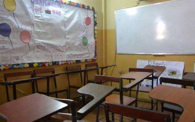Andiep Caroní insta a las autoridades a resolver problemáticas en planteles antes de reanudar clases presenciales