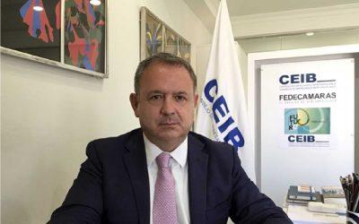 El secretario permanente de CEIB destaca el papel de las organizaciones empresariales en la 77ª Asamblea Anual de Fedecámaras
