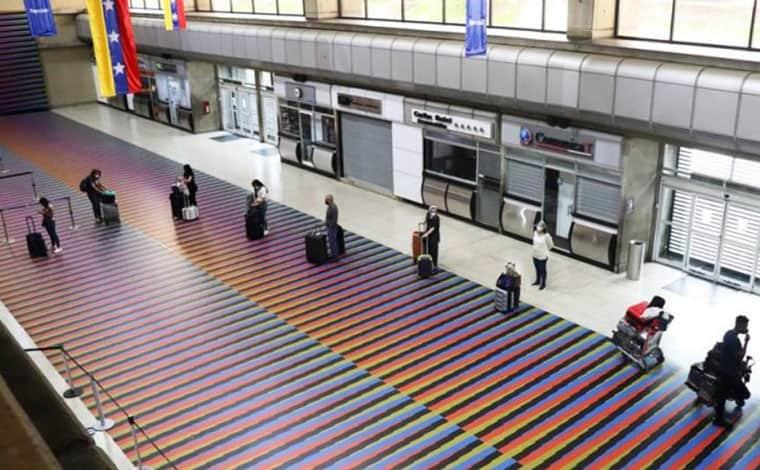 Aeropuerto de Maiquetía
