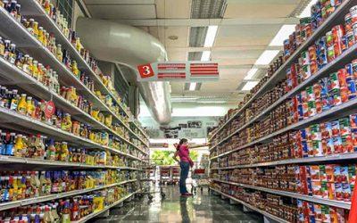Canasta alimentaria en Maracaibo costó 1.300 millones de bolívares en julio