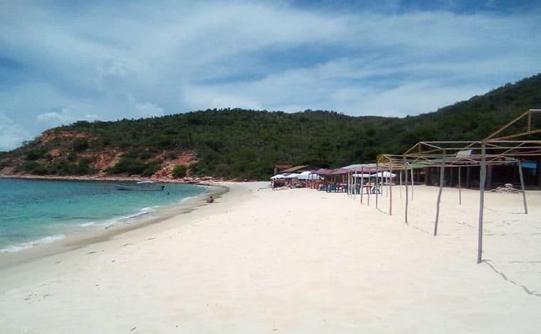 Playa de Mochima