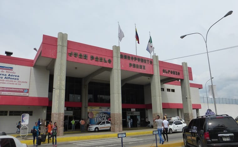 Aeropuerto de Mérida