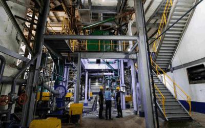 Conindustria: 61% de los industriales experimentó reducción en su nivel de empleo en el II trimestre