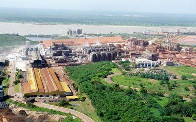 De 32 empresas industriales solo 3 se encuentran operativas en el estado Bolívar