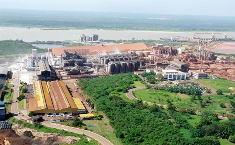 Industrias en el estado Bolívar