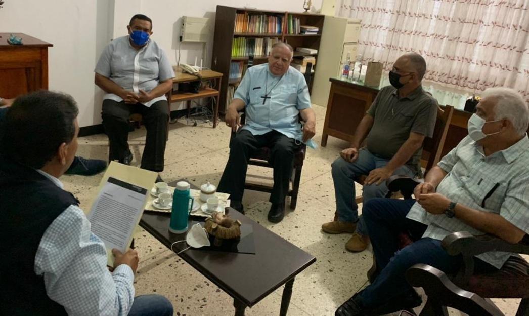Al encuentro asistieron autoridades de Fedecámaras Bolívar